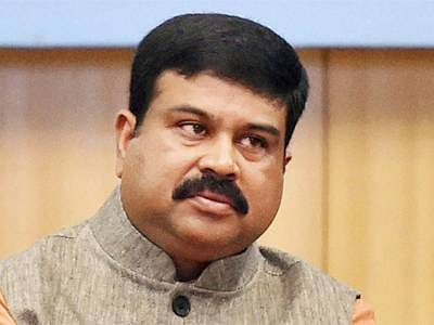 Ready to fight electoral battle from Odisha in 2019: Pradhan