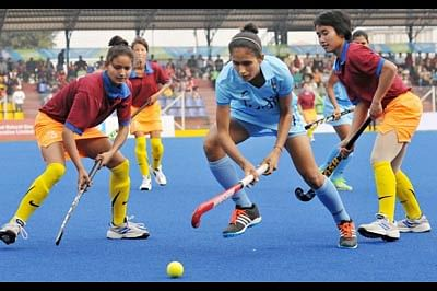 Bhopal: MP women hockey players make state proud