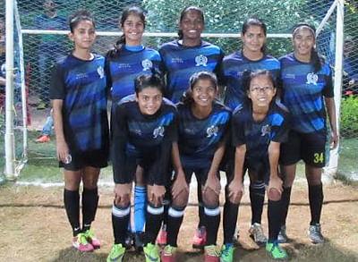 Mumbai United wins crown