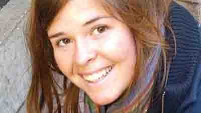 Widow of Islamic State leader charged in death of US hostage