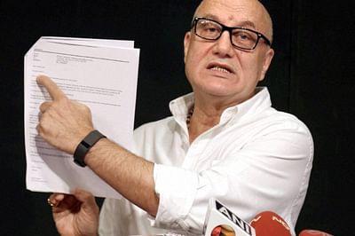 Silence of 'pseudo secular' on Kher's visa denial shameful: BJP