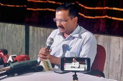 Draft bill for Delhi's full statehood ready: Kejriwal