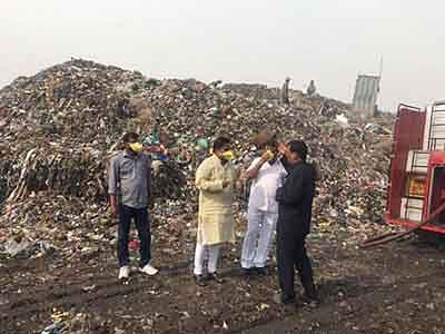Civic chief to avoid  replay of Deonar fire