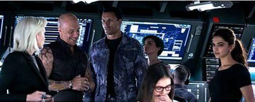 'XXX3: Xander Cage Returns' featuring Vin Diesel and Deepika Padukone