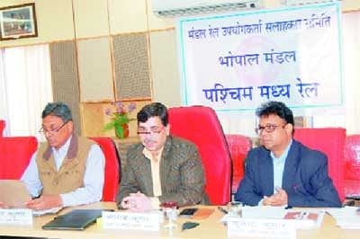 Railway installs coach guidance system at Bhopal, Vidisha
