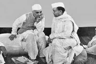 An attempt to defame Nehru