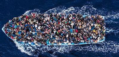 European border closures to worsen chaos: UNHCR chief