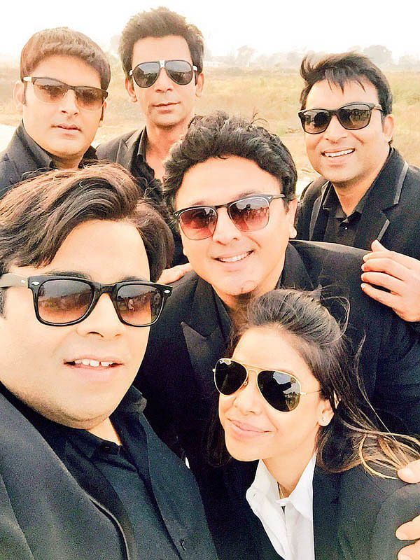 Kapil Sharma's new comedy show likely to have new set-up