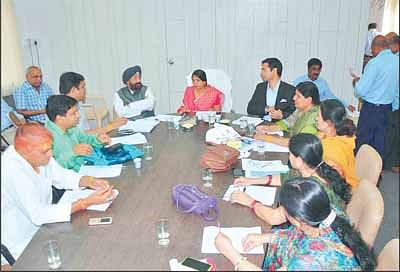 Several employees beneficiary decision taken in MiC meeting
