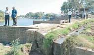 Pollution Control Board officials witness more drains merging in Kshipra