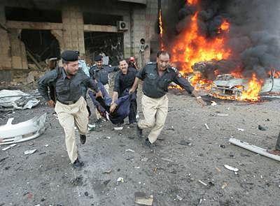 Terrorism and extremism biggest threat for Pakistan, says British envoy designate