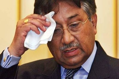 Non-bailable arrest warrants issued for Musharraf