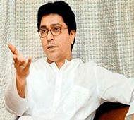 Congress slams Raj Thackeray, dubs his remark 'irresponsible'