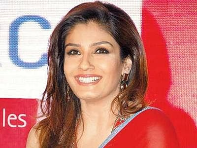 Raveena wants substantial roles