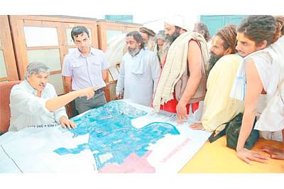 Div Commissioner Pastor inspects Simhastha zonal offices