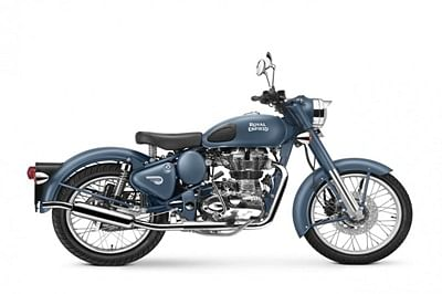 Royal Enfield Classic 500 Squadron Blue introduced at INR 186,688