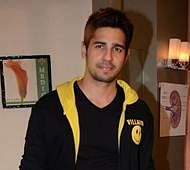 Sidharth fire backs at KRK over comment on Alia