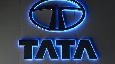 Tata Motors shares jump 8 pc after Q1 earnings