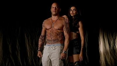 Check out Deepika's first look in xXx 3 shared by Vin Diesel