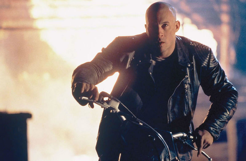 Vin Diesel shares first images from 'xXx…' set