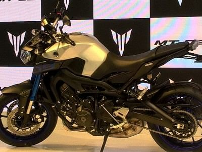 Yamaha launches Roadster Motard at Auto Expo