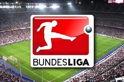 Top three teams drop points in Bundesliga