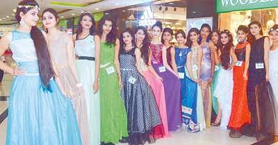 Garments designed by CRISP trainees showcased