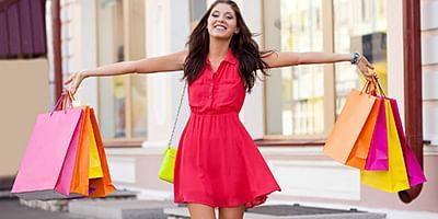 Shopping may uplift mood after a setback