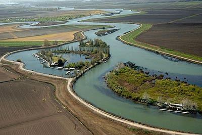 World's 33 major deltas have begun shrinking