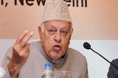 'Don't discuss Afzal Guru publically': Farooq Abdullah to JNU students
