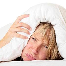 Sleep disturbances can trigger migraine risk