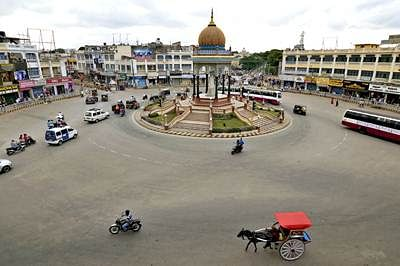 Mysuru cleanest city of India: survey