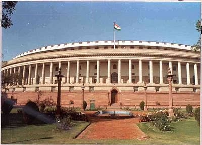 Rajya Sabha adjourned till Monday