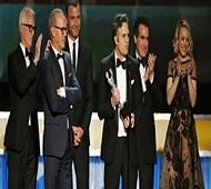 """Spotlight"" wins top award, DiCaprio best actor at Oscars 2016"