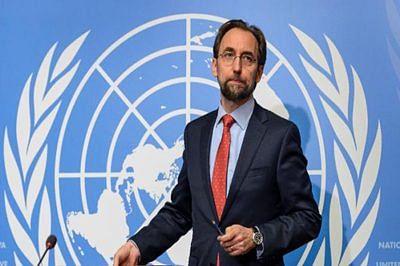 'No amnesty' for suspected Syria war criminals: UN rights chief