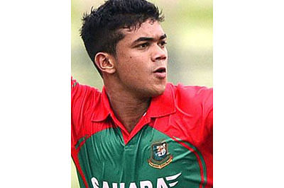 Bangladesh's Taskin Ahmed and Sunny reported for suspect actions