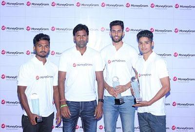 4 emerge triumphant in MoneyGram challenge