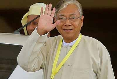 Ethnic ministry vital for peace, says Myanmar prez-elect