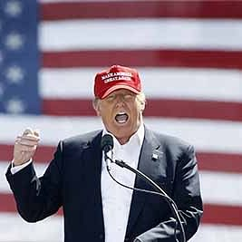 President Donald Trump: 'Seriously looking' to end US birthright citizenship