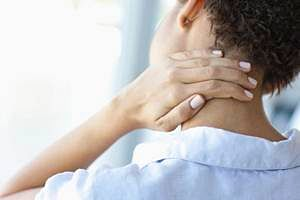 How to deal with neck pain