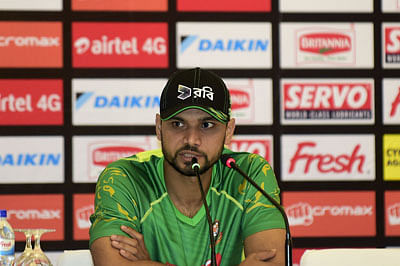 Bangladesh must overcome 'mental block' in finals: Captain Mortaza
