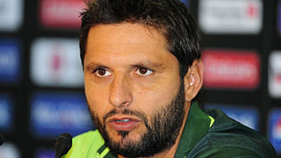 First 2-3 days were tough but my health is gradually improving: Shahid Afridi after being diagnosed with COVID-19