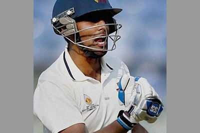 Mumbai's batsmen put up 603 vs RoI