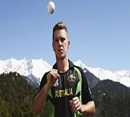 Zampa happy to get monkey off his back