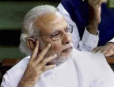 PM's suggestions: Keep a week for first timers in Parliament