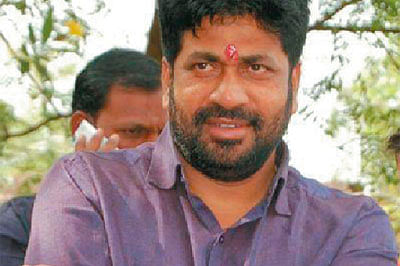 MLA Bacchu Kadu booked for assault