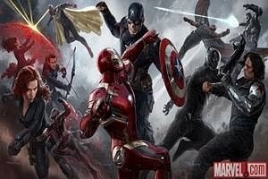 Captain America: Civil War trailer is here, so is Spider-Man!