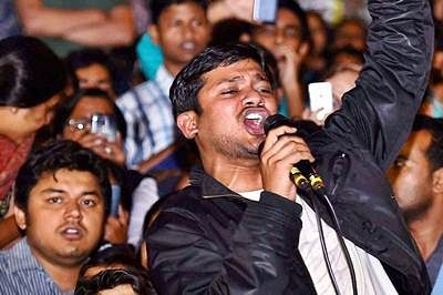 Kanhaiya is an aberration, nationalists don't accept it: Rudy