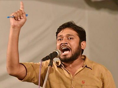 AAP, Delhi Police face off over Kanhaiya's bail violation plea