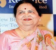 Padma Vibhushan Dhirubhai great wealth creator, says Kokilaben